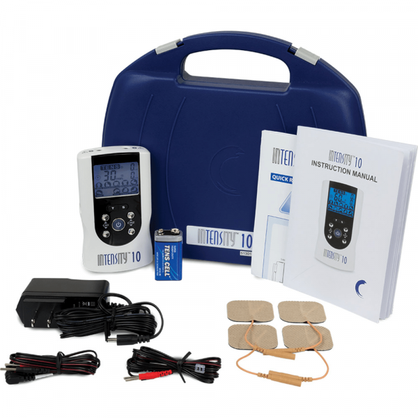 Transcutaneous Electrical Nerve Stimulation Intensity 10